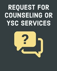 Counseling or YSC Services Request Form
