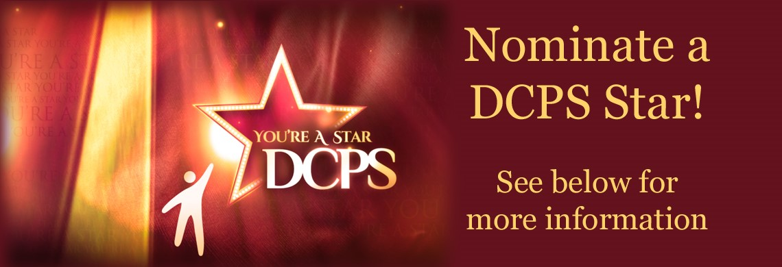 DCPS - You're a Star Awards