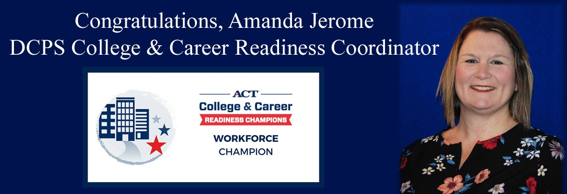Amanda Jerome - ACT CCR Champion