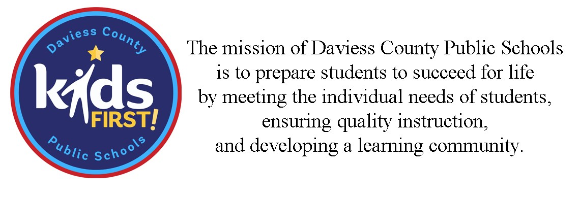 The mission of Daviess County Public Schools is to prepare students to succeed for life by meeting the individual needs of studnets, ensuring quality instruction, and developing a learning community.