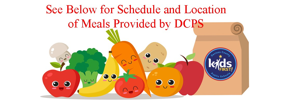 DCPS to serve breakfast/lunch Monday, Wednesday, and Friday March 16-April 17