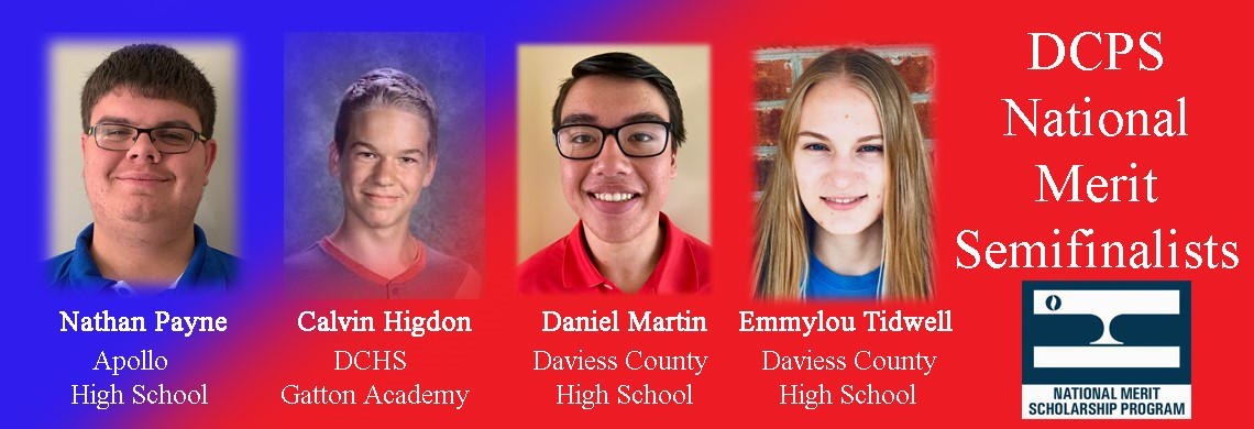 DCPS National Merit Semifinalists