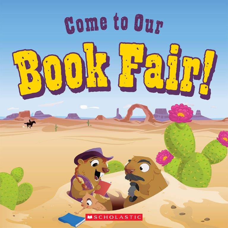 Saddle Up and Read Book Fair
