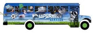 Exploration Station Bus