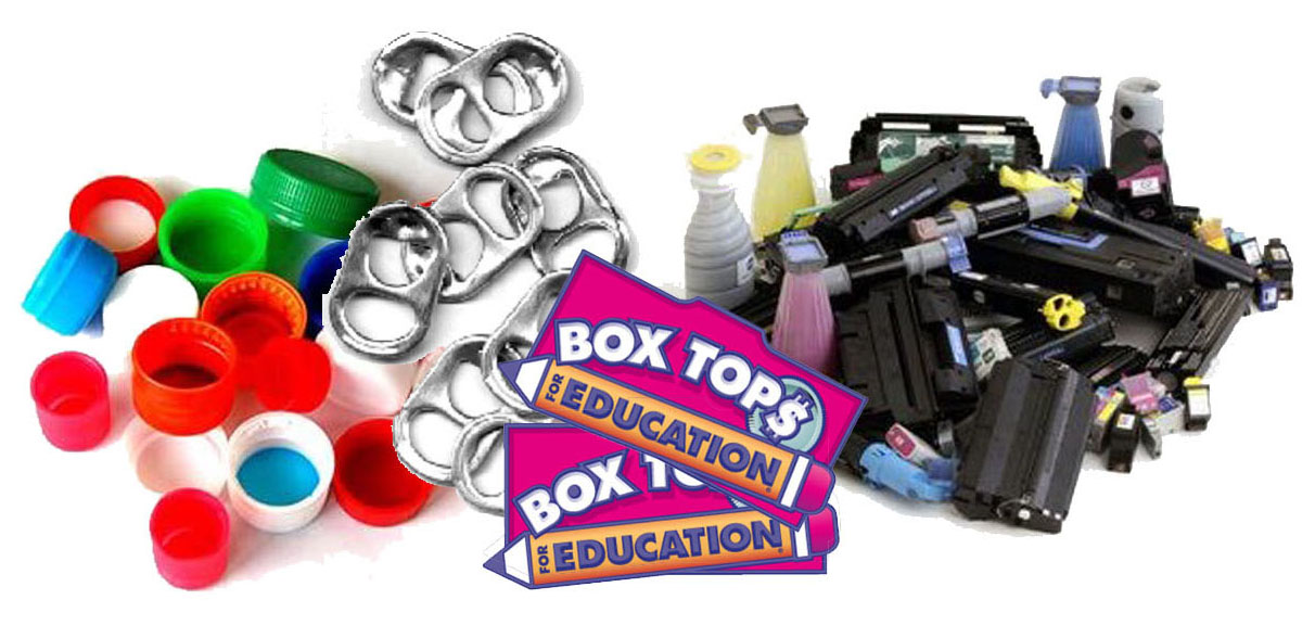 DCPS accepts recyclable items.