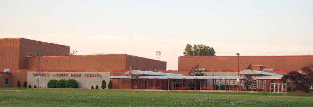 Daviess County High School from U.S. 231