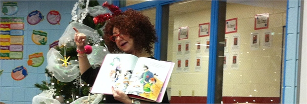 Fancy Nancy - I Love to Read Day