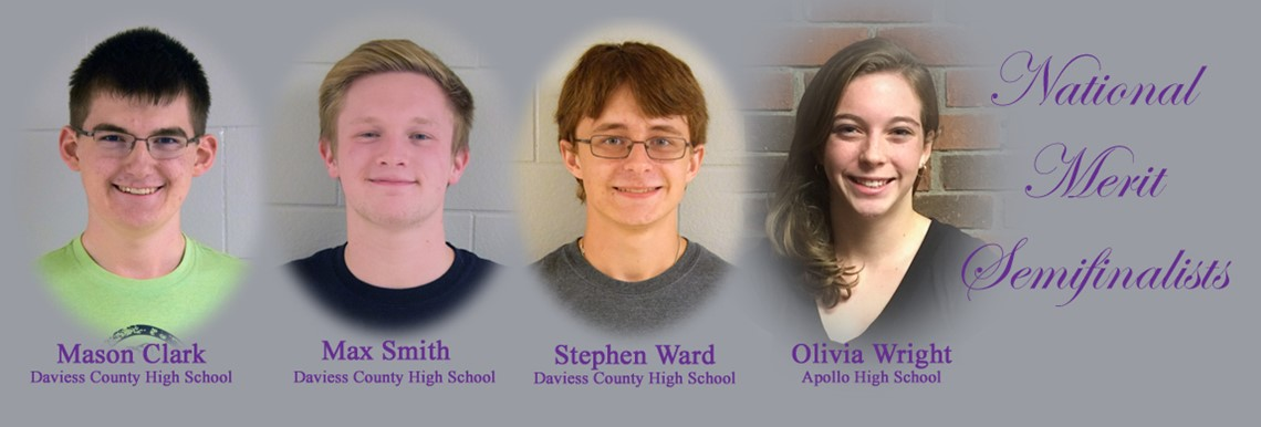 Congratulations DCPS National Merit Semifinalists