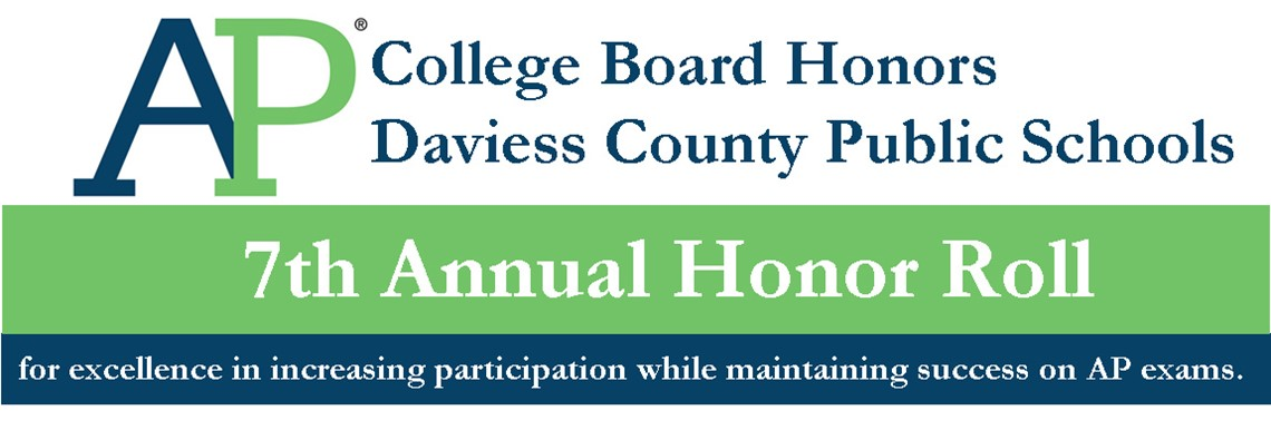 DCPS named to national Advanced Placement Honor Roll
