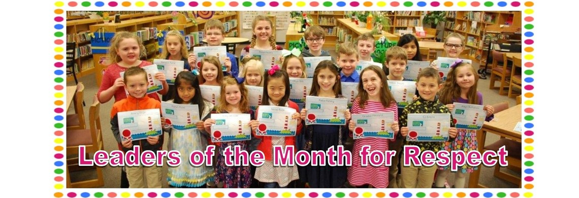 HES Leaders of the Month for Respect