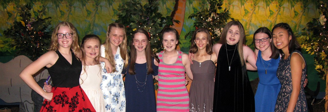 BMS SPRING DANCE 2017 - MAY, 12, 2017