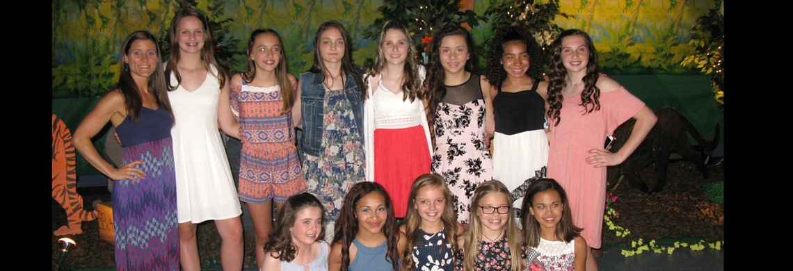 BMS SPRING DANCE 2017 - BMS CHEER SQUAD