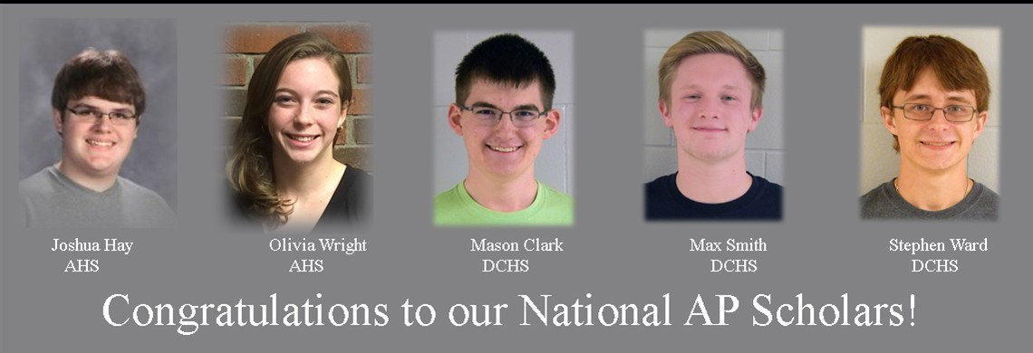 National AP Scholars