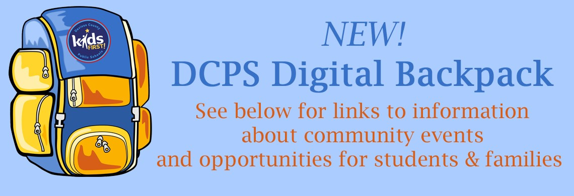 DCPS Digital Backpack