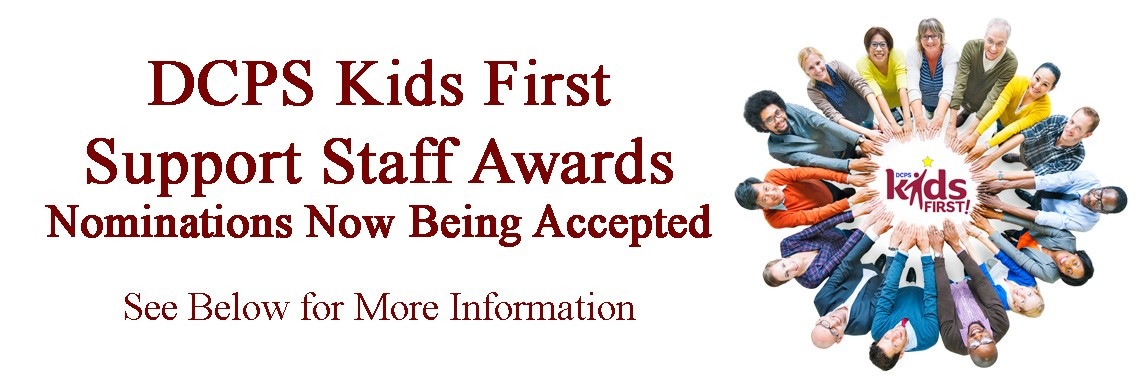 Kids First Support Award Nominations Now Being Accepted
