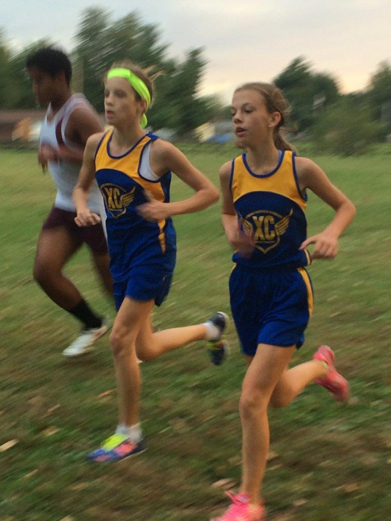 BMS Cross Country