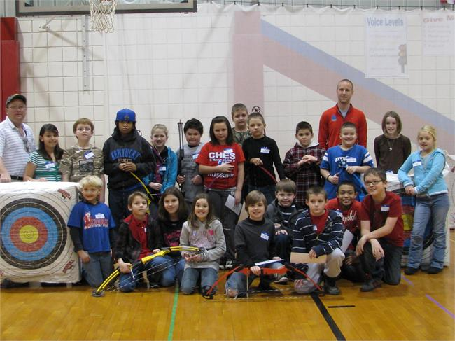 Archery Tournament January 2012