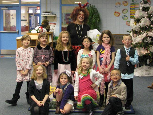 Fancy Nancy's Visit 2-13