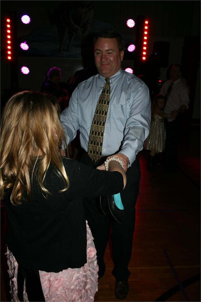 Daddy/Daughter Dance 2-22-13