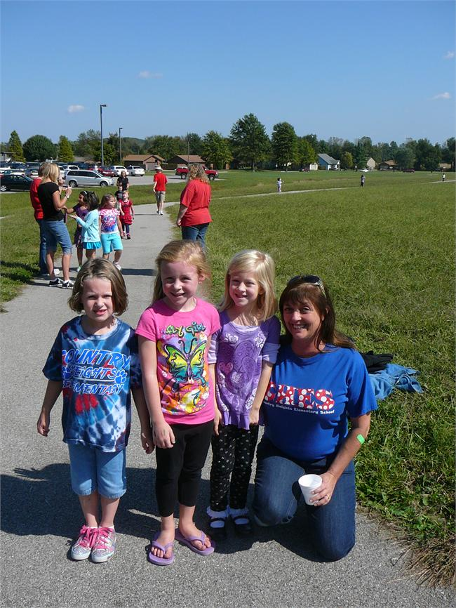 Walk-a-Thon Sept. 2011