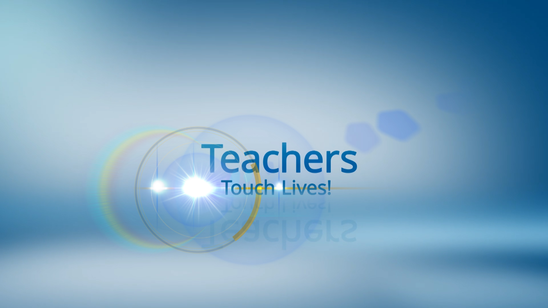 Click Here To Watch What Inspires Teachers to Teach